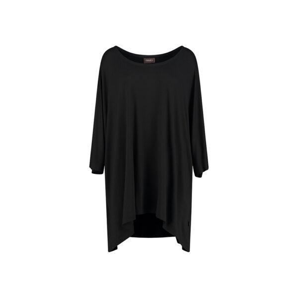 Midi t-shirt (4 kleuren)