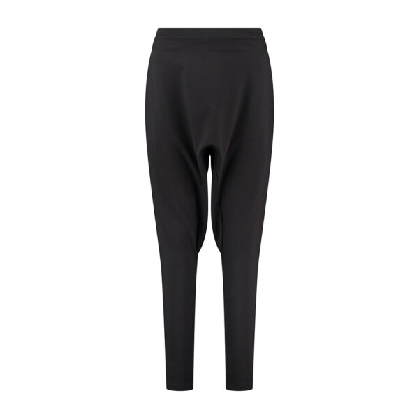 Baggy trousers stretch